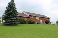 **HURRY BEFORE IT'S GONE!** 74 Acre Farm! Brad Sinclair Re/Max