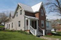 REDUCED Historic Wiarton Home-Updates & Some Original Features