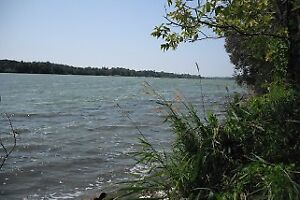 RESIDENTIAL LOT WATERFRONT!