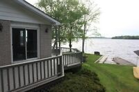 Now's the Time Buy this Waterfront Cottage! Brad Sinclair Re/Max