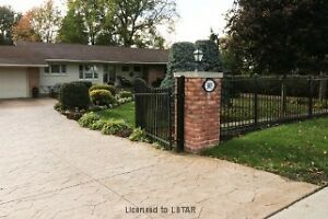 EXCELLENT RENOVATED NORTH 3 BEDROOM -DOUBLE GARAGE London Ontario image 1