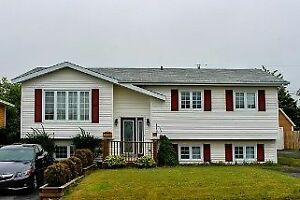 Beautiful 3 bedroom home available in Mount Pearl July 1
