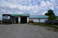 Industrial building with offices, 3.4 acres