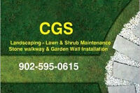 CGS- Beautifing Your Outdoor Living Space