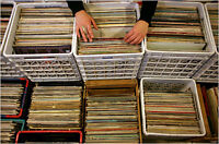FREE pickup of unwanted record vinyl collections