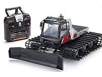 Rc kyosho blizzard rtr electric wanted