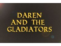 Darenandthegladiators.please read important message on our site