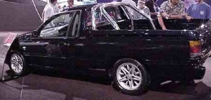 2000 VS SERIES 3 LIMITED EDITION SS ROLL BAR Toowoomba 4350 Toowoomba City Preview