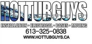 Local Business: Hot tubs, Moving Delivery Disposal & Electrical