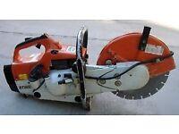 Stihl TS400 disc cutter / stone saw
