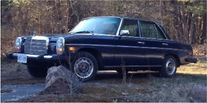 1976 Mercedes-Benz 200 series Perfect Condition