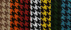 By the Yard Fabric Houndstooth