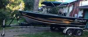 for sale or trade for smaller boat.