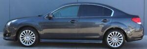 2009 Subaru Liberty B5 MY10 2.5i Lineartronic AWD Grey 6 Speed Constant Variable Sedan