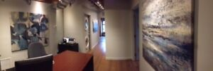 Shared  office space for rent - Yaletown