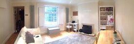 Spacious 1 bed apartment private garden Camden