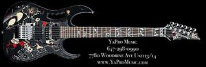 YaPro Music:Ibanez guitar