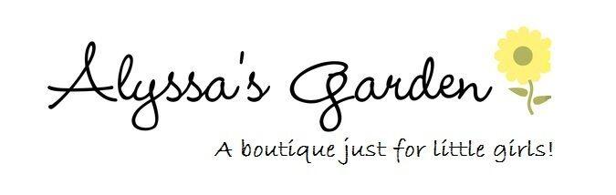 Alyssa s Garden Boutique for Girls