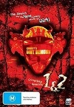 Crusty Demons: Series 1 and 2 * NEW DVD *