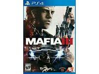 Mafia 3 swap for wwe 2k17 ps4