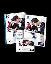 ACCA F8 Study Materials - Kaplan