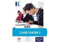 ACCA P6 Advanced Tax Kaplan book set