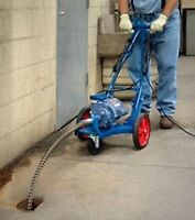 Sewer, Drain cleaning, Electric Eel & Plumbing service