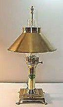 orient express lamp ebay. Black Bedroom Furniture Sets. Home Design Ideas