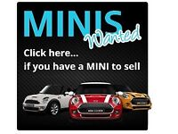 Minis. Wanted. In any condition mot failure scrap in Huddersfield