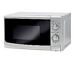 MICROWAVE OVEN SILVER 17 litre