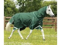 "HORSE RUGS FOR SALE - PREMIERE EQUINE - 200G & 50G - 6""9 - £50 EACH"