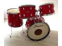 drums. Original late 70's / early 80's Slingerland Drum kit