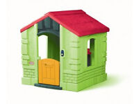 little tike magic doorbell playhouse NEW, can deliver