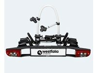 Tow Bar Cycle Rack (Westfalia Brand) Holds 2 cycles