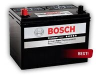 NEW CAR BATTERIES - BATTERIES FOR ALL MAKES AND MODELS - STARTING FROM £24.99 - OPEN 7 DAYS A WEEK