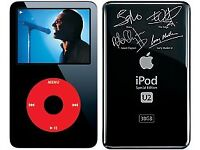 Wanted: 5th Generation U2 ipod 30GB