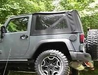 Jeep soft top for sale.