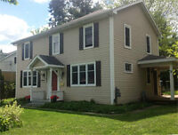 3-bedrooom, beautiful country setting yet right in the city