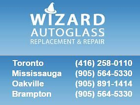 Windshield repair/replacement services in Mississauga! Windsor Region Ontario image 1