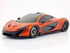 TSM McLaren P1