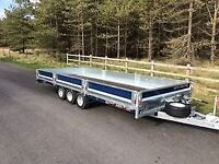 I'm looking for 3-axle/2-axle trailer to buy