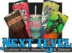 Next Level Custom Vinyl Graphics
