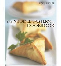 The Middle Eastern Cookbook by Maria Khalife NEW