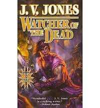 Watcher of the Dead by J. V. Jones NEW