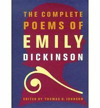The Complete Poems of Emily Dickinson by Emily Dickinson NEW