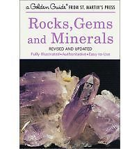 Rocks Gems and Minerals Rev and Updated Revised Updated-Herbert Spencer Zim