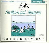 .Unabridged CD Audio Swallows and Amazons by Arthur Ransome