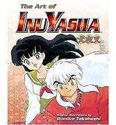 InuYasha Art Book
