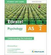 Edexcel as Psychology