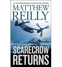 Scarecrow Returns by Matthew Reilly NEW F13